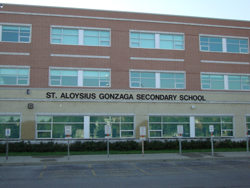 St Aloysius Gonzaga School